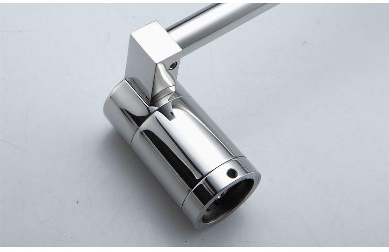 Elegant Stainless Steel Towel Bar for Bathroom (LJ55002)