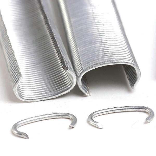 Galvanized Sr8 C-Ring for Case, Fence Wire, Bedding, Car Set