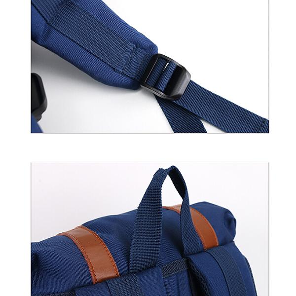 2016 New Canvas Backpack/Korean Style Backpack/Custom Logo Back Packs