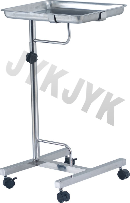 Stainless Steel Medical Treatment Trolley