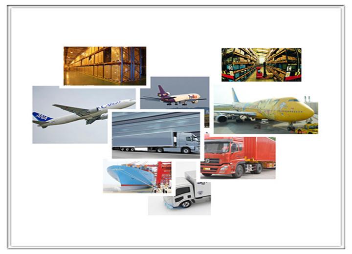 Railway Shipping Service From Guangzhou/Shenzhen to Almaty