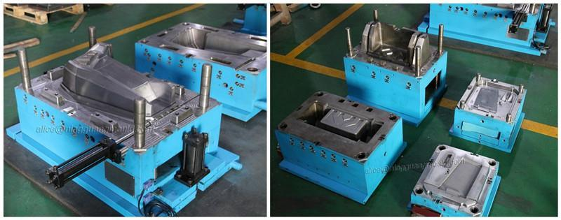 Making Professional Plastic Basket Mould