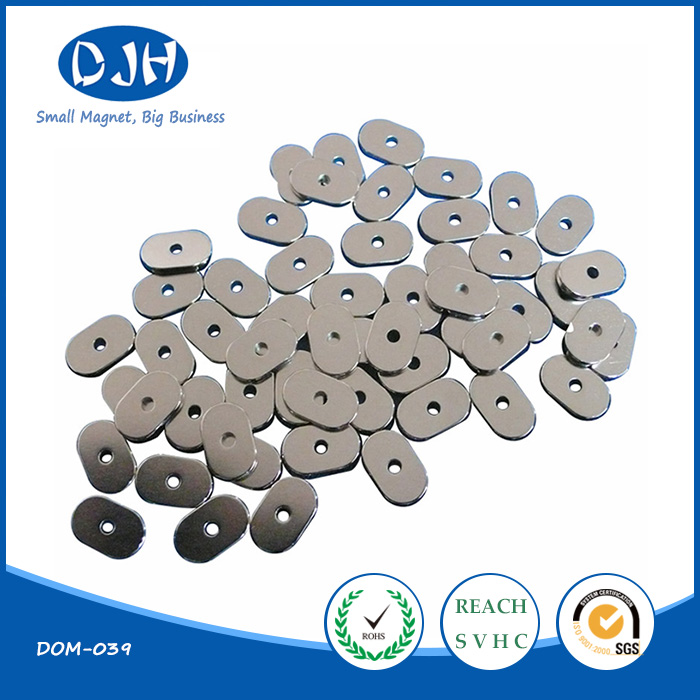 Small Size N35 Sintered Rare Earth NdFeB Packing Magnet