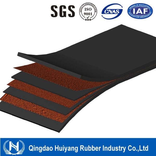 Rubber/Cotton Canvas/PVC/Nylon/Ep Conveyor Belt