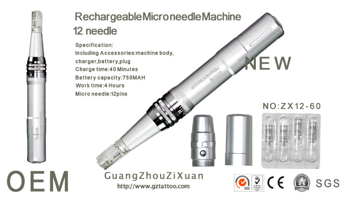 Skin Needling Beauty Equipment Derma Pen
