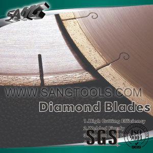 Sang Professional & High Quality Diamond Saw Blade for Cutting Concrete, Diamond Blade Manufacturer, Diamond Tools, Hand Tools