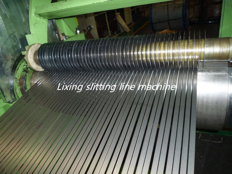 Manufacturer of Automatic Thin Plate Slitting Machine Line