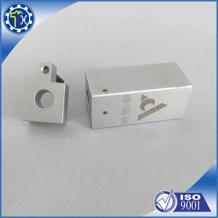 Customized Aluminum High Precision CNC Machining Turning Part, Car Auto Part for Sale