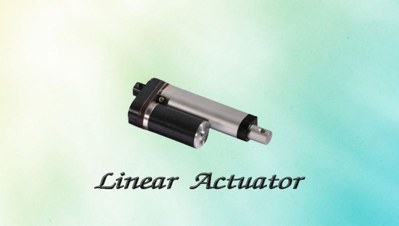 Mini Linear Actuator Use on Industrial Area 12/24V DC