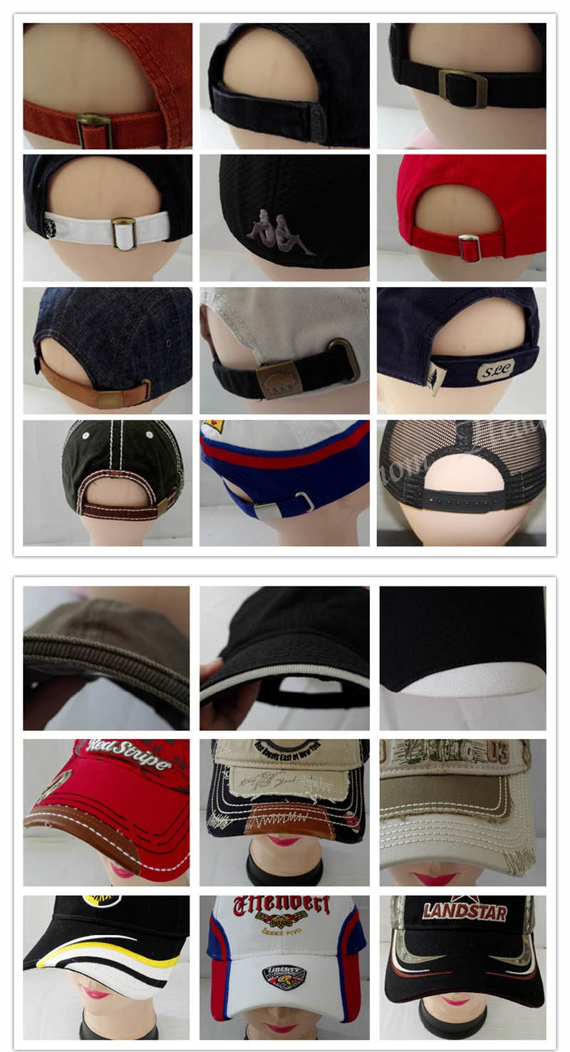 Wholesale Leisure Baseball Military Army Hat