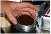 Stainless Steel Electric Moka Coffee Maker