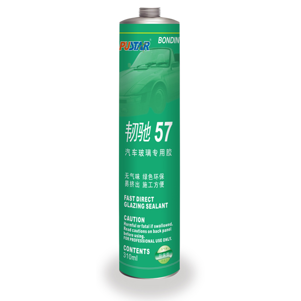 Pustar PU Windscreen Sealant for Auto Glass Bonding