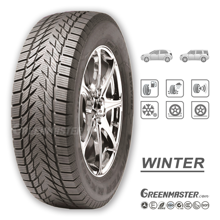 Car Tyre Lt265/70r17 China Tyre 235/75r15 Wheels with DOT/ISO Certificates 235/70r16