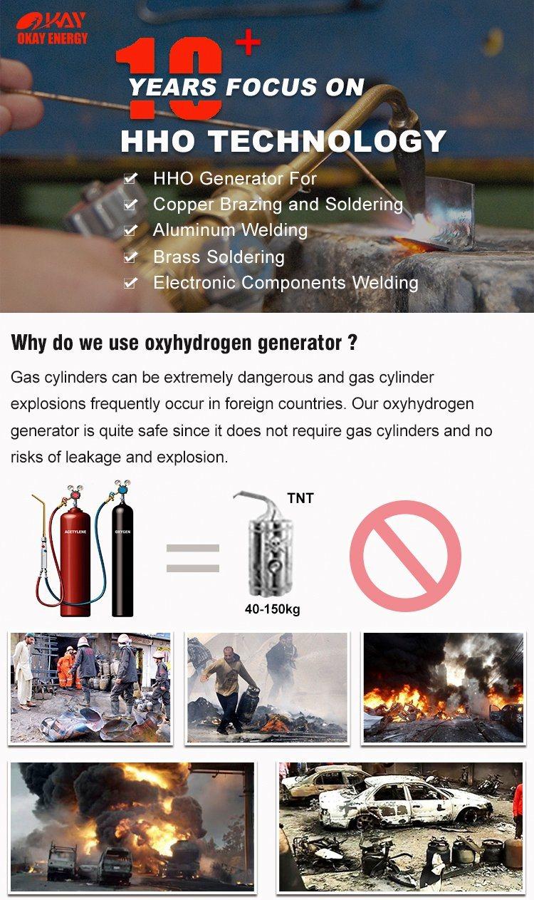 Hho Hydrogen Generator Automatic Welding Machine
