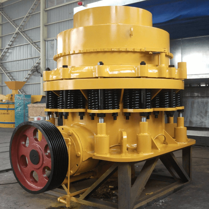 High Quality Professional Hydraulic Spring Cone Crusher