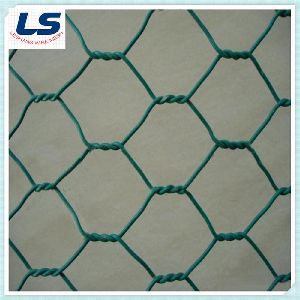 PVC-Coated Hexagonal Wire Mesh