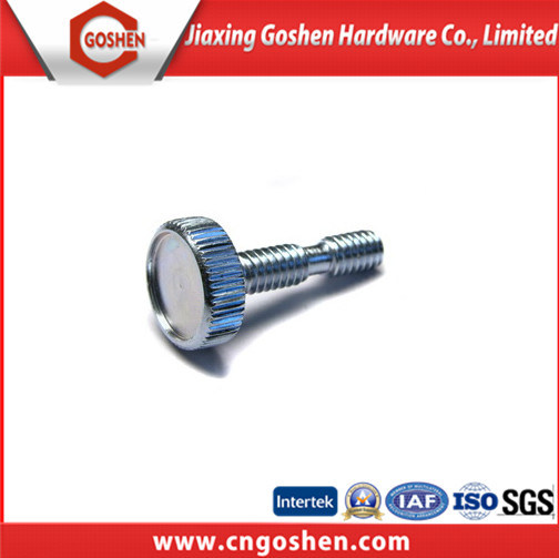 Carbon Steel Variety Kinds of Knurling Screw
