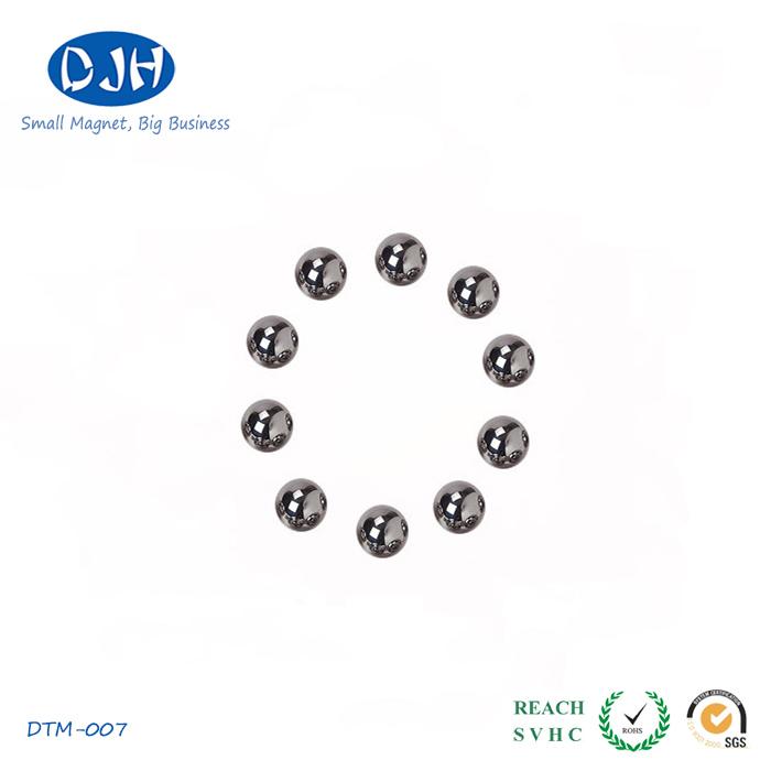 N35 Small Magnetic Ball Neodymium Iron Boron Materials