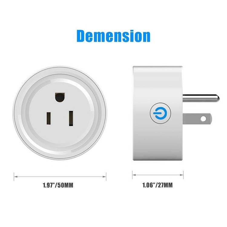 Waweis Wifi Smart Plug