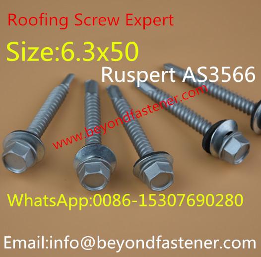 Bi-Metal Screw Self Drilling Screw Roofing Screw