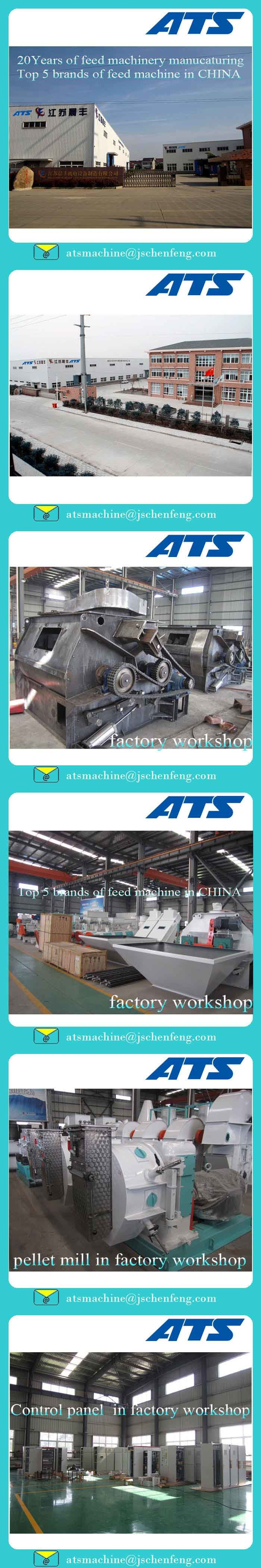 Modular Structure Animal Feed Processing Plant for Dog Feed Processing