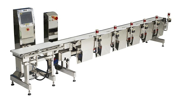 Automatic Weight Selecting Machine