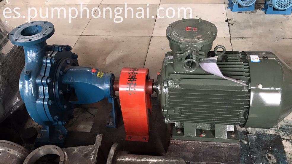 electric motor pump