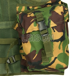 1000d Cordura or Nylon Tactical Load Bearing Vest SGS Standard