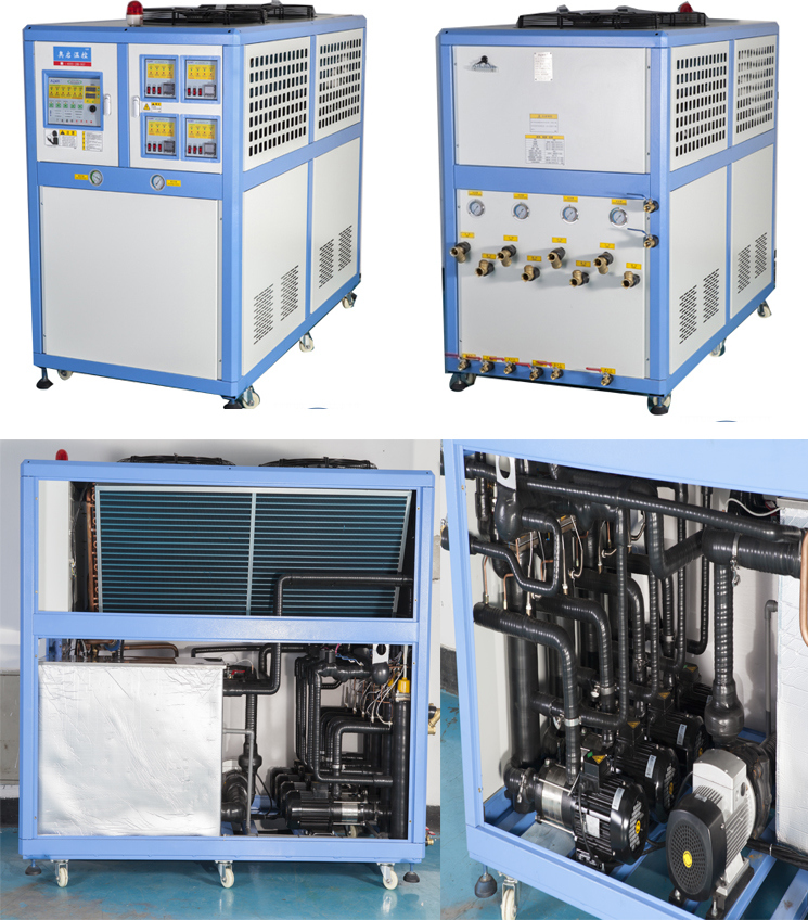 11.25kw Heating and Cooling Water Chiller with Copeland Compressor