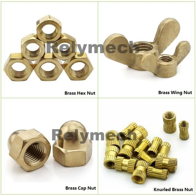 Stainless Steel/Carbon Steel/Brass/Metric/Inch Wing Nut/Butterfly Nutmetric/Inch Wing Nut/Butterfly Nut---Ss201, Ss304, Ss316, Carbon Steel, Brass
