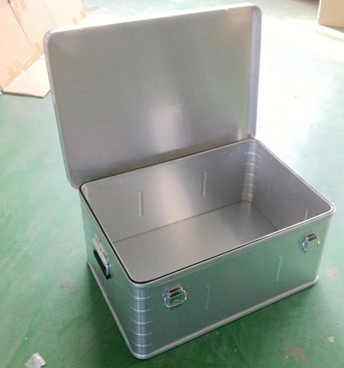High Quality Aluminium Storage Box, Aluminum Storage Case