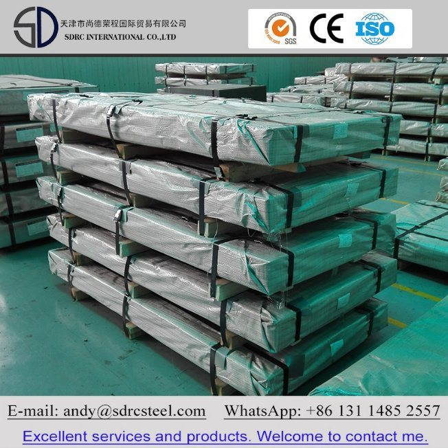 Building Material Roofing Material SGCC Galvanized Steel Coil Sheet