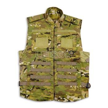 1000d Cordura or 900d Nylontactical Vest ISO Standard