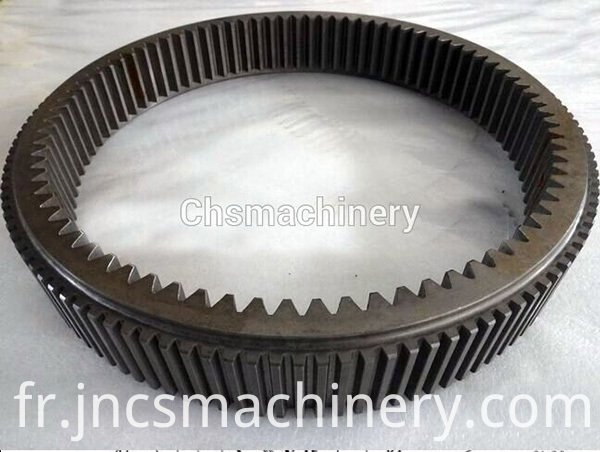 aftermarket Shantui Bulldozer SD22 154-15-32610 gear ring