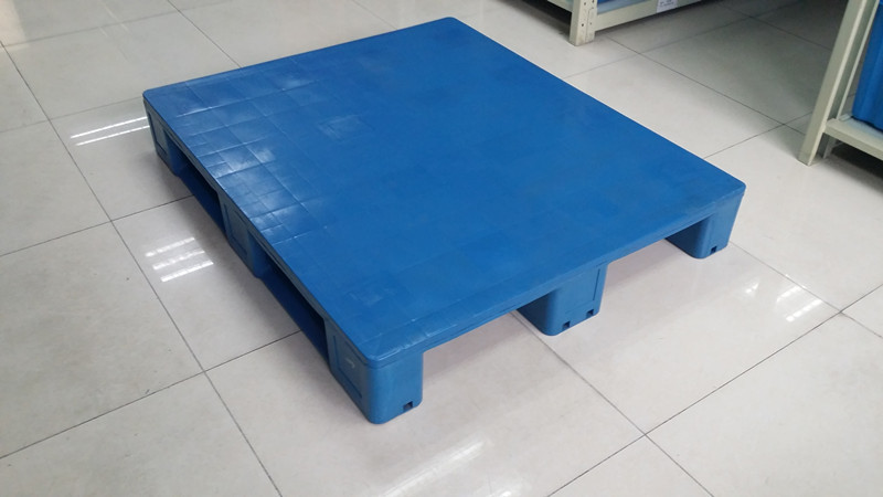 Warehouse Heavy Duty Sigle Face Plastic Pallet 1200*1000*170 (mm)