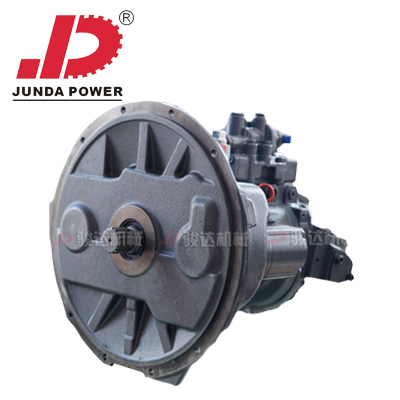 Mini Excavator Construction Equipment Hydraulic Excavator Complete Pump For ZX200