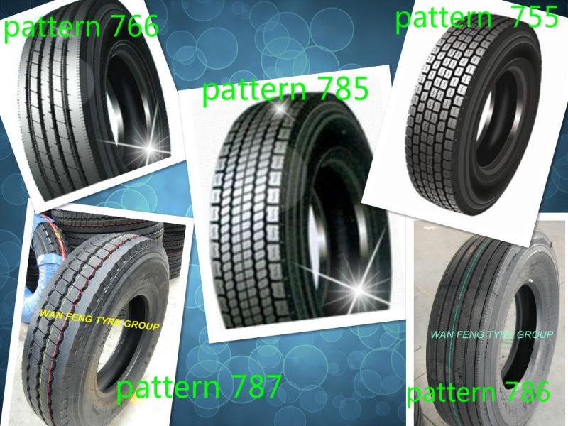 Hilo Brand High Quality PCR Car Tire