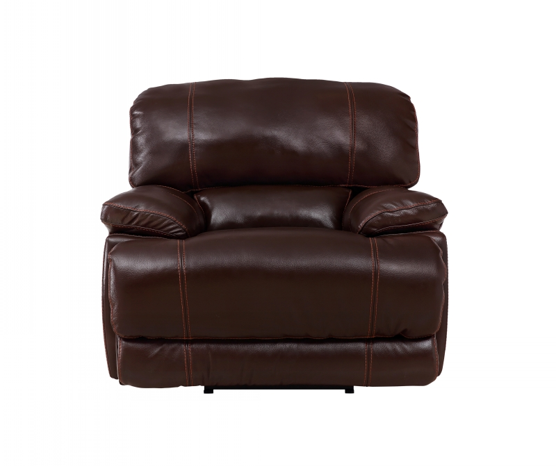 Modern Style Recliner Leather Function Sofa for Home