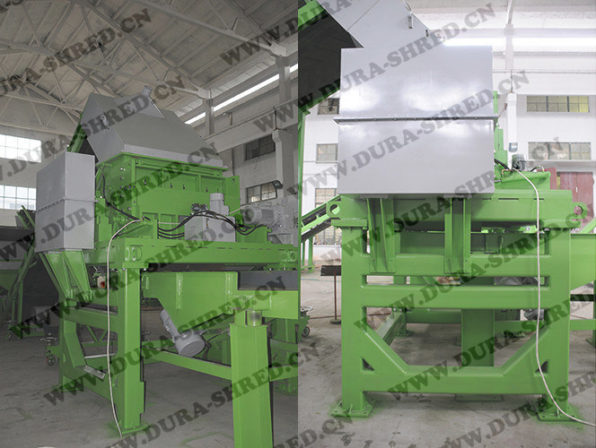 Assembled Cable Recycling Machine for Canada