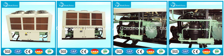 70ton 75ton 80ton Module Air Cooled Screw Water Chiller