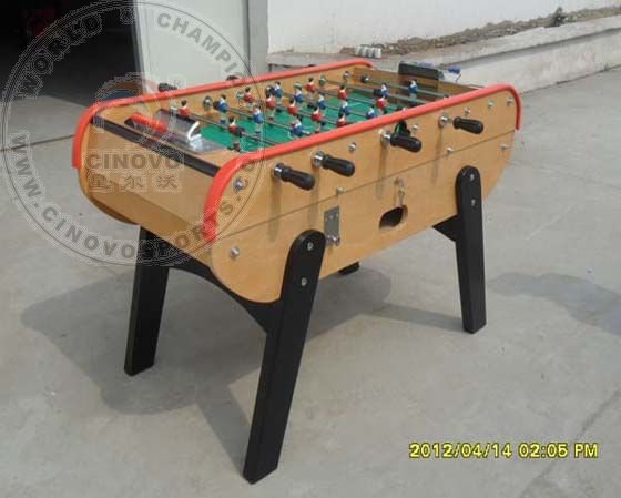 Coin Operated Foosball Table