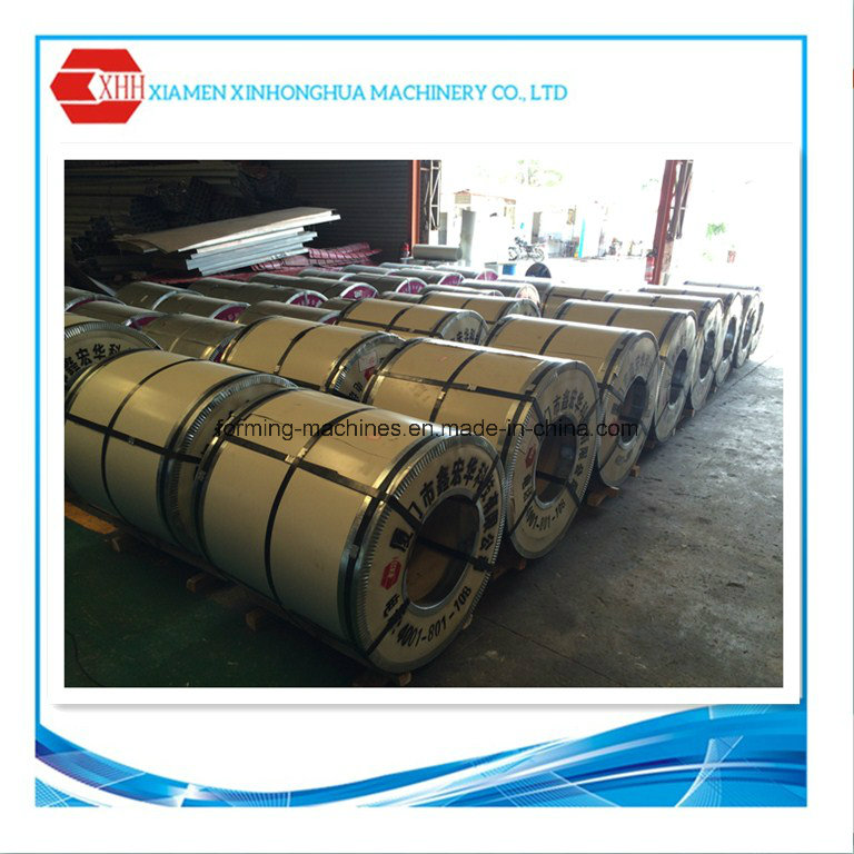 Steel Structure Frame Used Steel Sheet PPGI Coil