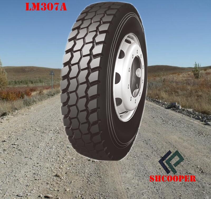 Long March HIGH QUALITY TRUCK TYRE 12.00R20-LM307A