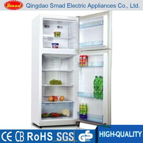 Household Appliances Top Freezer Double Door No Frost Refrigerator