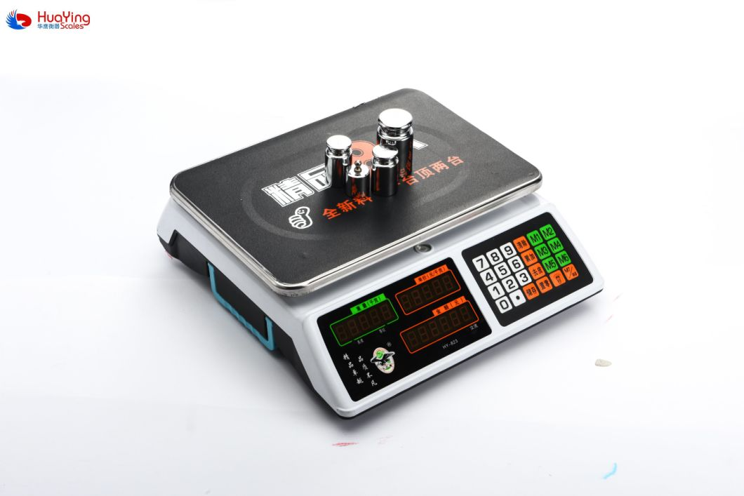 Huaying Compact Low Price Mobile Computing Scale