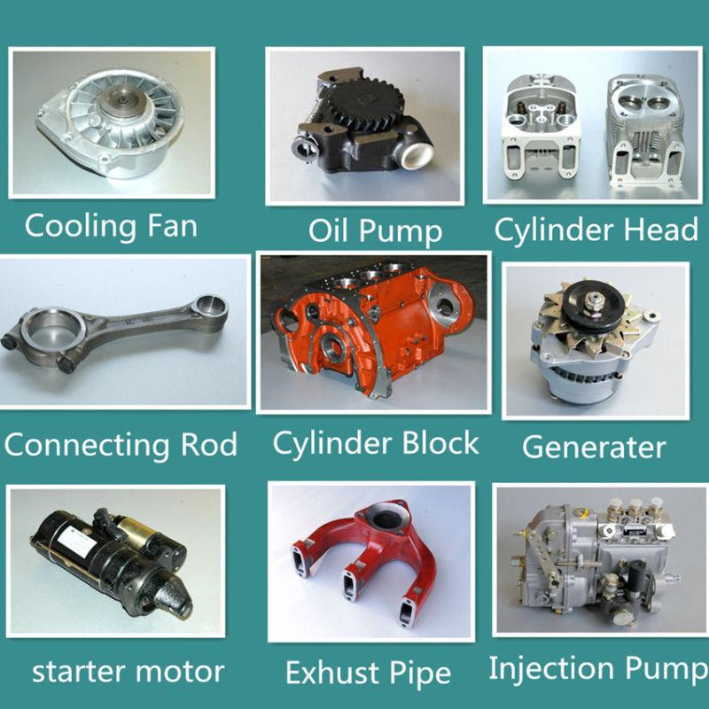Oil Bath Air Filter of Deutz Diesel Engine (FL912/913)