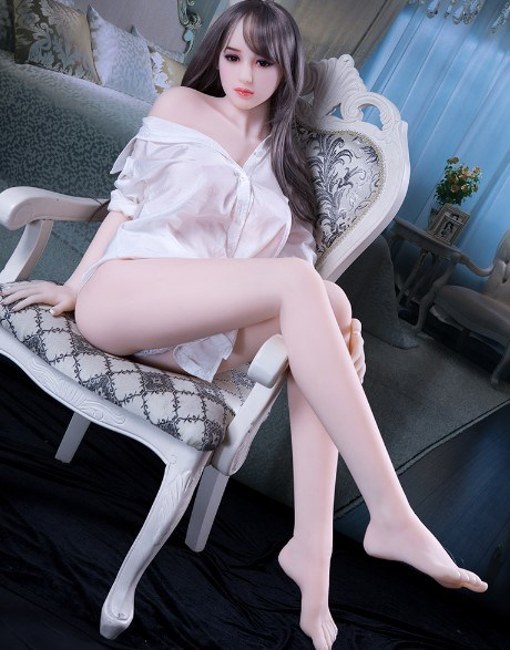 Solid Real Silicone Sex Doll for Men TPE Material with Metal Skeleton Adult Love Doll Girl Sex Toy for Man 138cm 148cm 158cm 165cm
