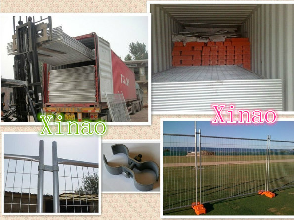 Hot Dipped Galvanized Frame Fence/ Welded Wire Mesh Fence