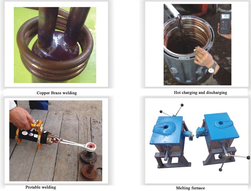 Induction Braze Welding Machine for Cutting Tool Welding