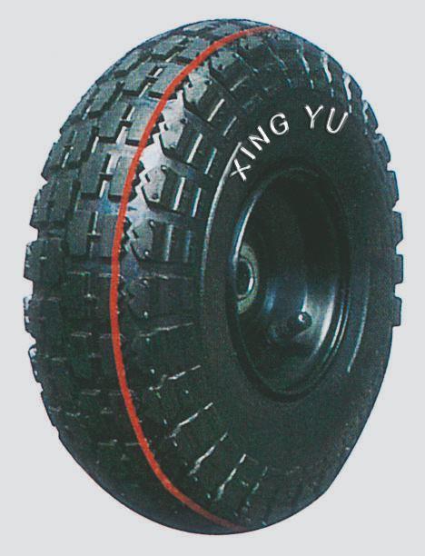 High Quality America Popular 4.00-6 Wheelbarrow Tyre